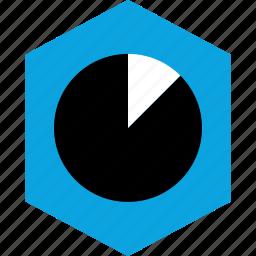 data, graphics, info, pie, pin, report icon