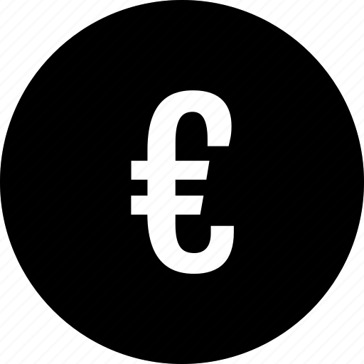 euro, money, revenue icon