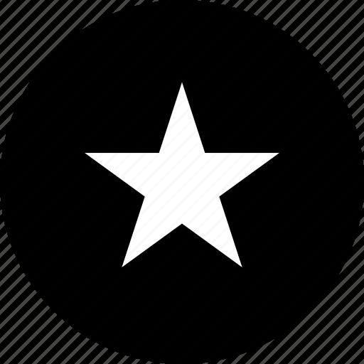 bookmark, favorite, star, web icon