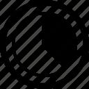 data, graph, graphic, information icon