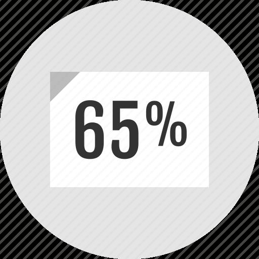 analytics, infographic, online icon