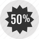 analytics, price, tag icon