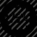 data, five, graphic, percent, rate, seventy icon