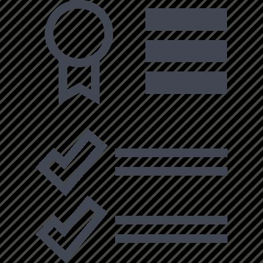 analytics, award, data, seo, web icon