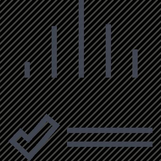 analytics, data, ok, seo icon