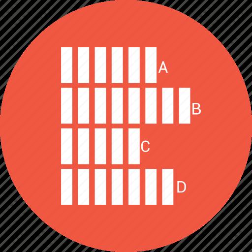 bar, bar chart, business, chart, graph, music bar icon