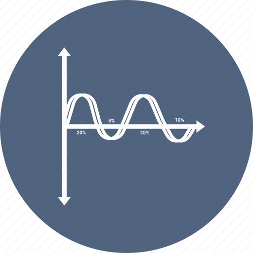chart, graph, infographic icon