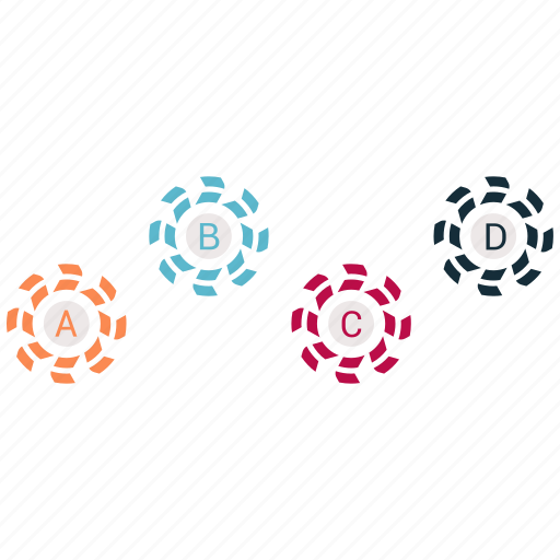 abstract, business & finance, chart, graph, pie, piechart icon