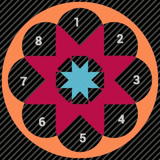 analytics, business, graph, infographic, pie chart, statistics icon