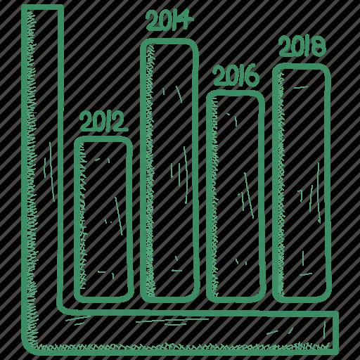analysis, analytics, chart, graph, growth, report, statistics icon