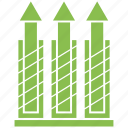 analytics, bar, graph, growth, infographic icon
