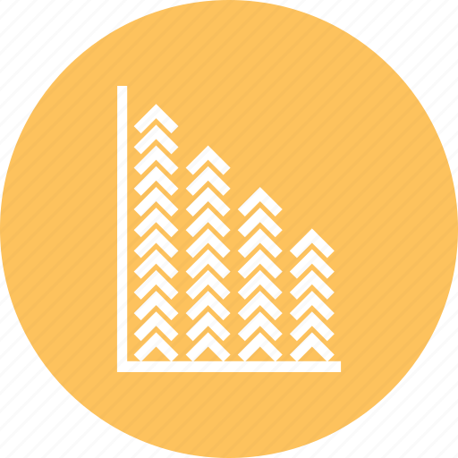 bar, chart, graph, growth, infographic icon
