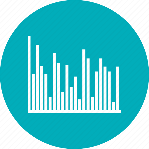 bar, chart, graph, growth icon