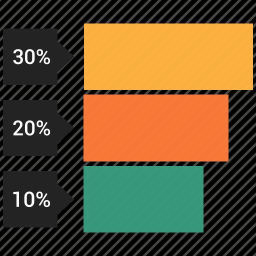 graph bar cheked, seo icon