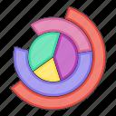 chart, graph, business, statistics