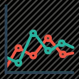 analysis, business, chart, company, finance, report, statics icon