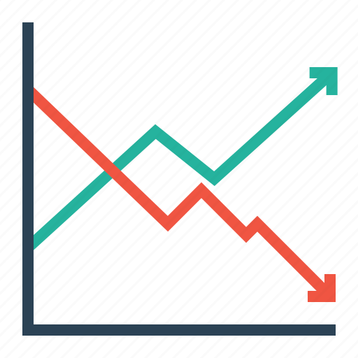 business, chart, company, finance, growth, report, statics icon
