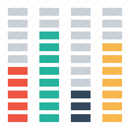 analysis, bar, chart, column, infograph, infographic, statics icon