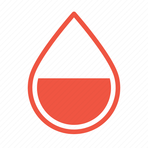 drop, element, infographic, measure, statics, water icon
