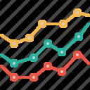 bar, chart, element, graph, infographic, performance, statics
