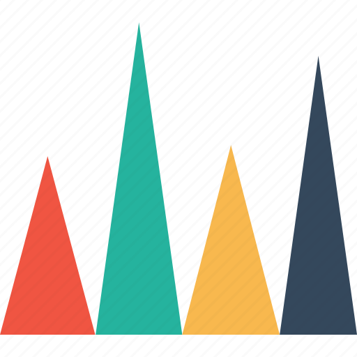 chart, company, element, infographic, measure, performance, statics icon