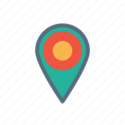 gps, location, map, marker, optimization, pin, place icon