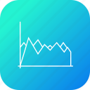 analysis, budget, chart, compare, graph, infographic, report icon
