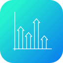 analysis, chart, graph, growth, infographic, performance, statistic icon