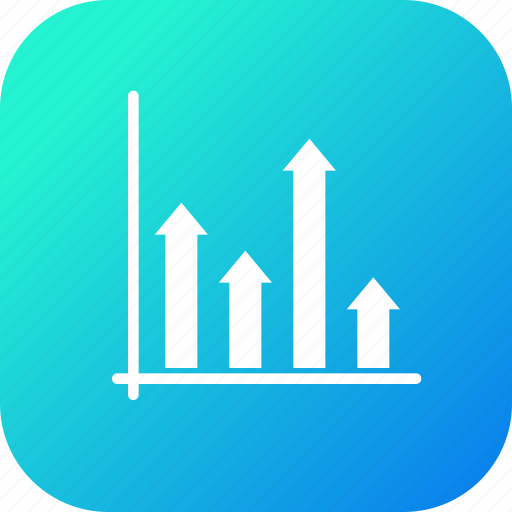 chart, graph, growth, infographic, performance, report, statistic icon