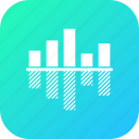 analysis, business, chart, compare, infographic, report, statistic icon