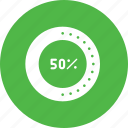 analysis, business, infographic, percentage, performance, report, statistic icon