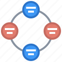 basic, chart, cycle, graph, infographic, statistics