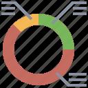 basic, chart, graph, infographic, statistics, target