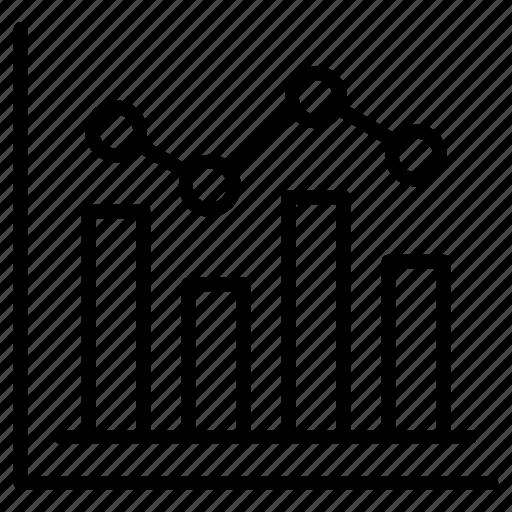 Graph, bar, chart, analytics, statistics icon - Download on Iconfinder
