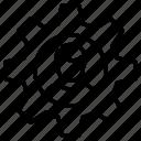 man, setting, gear, avatar