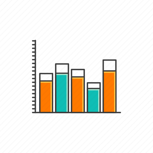 Business, chart, charts, diagram, infographic, infographics, diagrams icon
