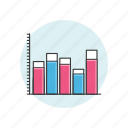 business, chart, charts, diagram, diagrams, infographic, infographics icon