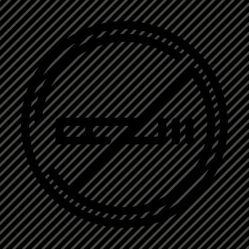 area, inforgraphic, information, non, non-smoking area, smoking icon