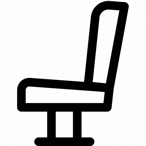 chair, club, comfortable, haidresser, saloon, soft icon