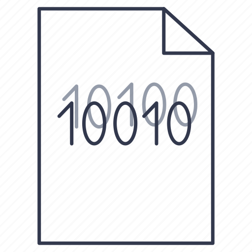data, document, file, information, intelligence, page, paper icon