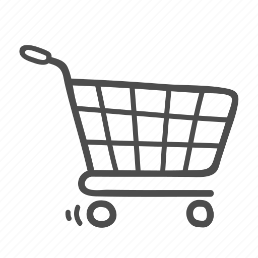 basket, cart, delivery, ecommerce, shopping, store icon