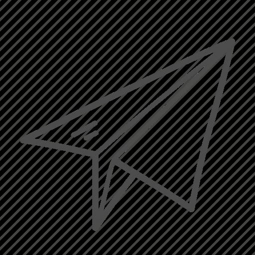 Mail, rocket, email, send icon - Download on Iconfinder