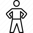 avatar, businessman, human, man, person icon