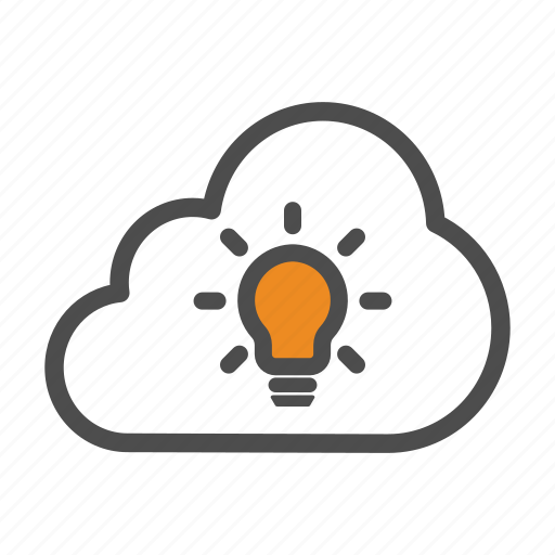 Cloud, idea, innovation icon - Download on Iconfinder