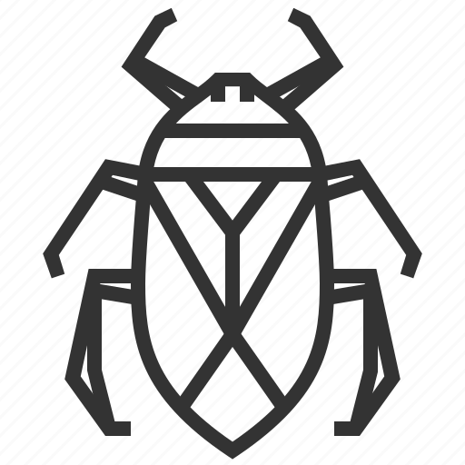 animal, bug, giant, insect, water icon