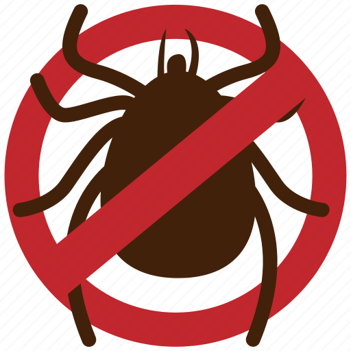 biocide, bug, flea, insect pests, insecticide, louse, tick icon
