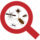 bug, cockroach, cockroaches, insect, insect pests, insecticide, mosquitoes icon