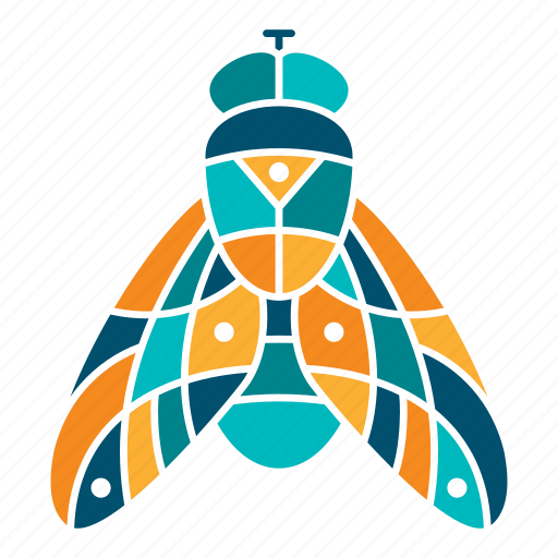 annoying, buzz, fly, insect, nature, summer, wing icon