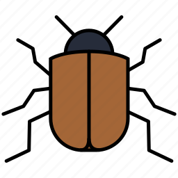 beetle, bug, fly, insect, insects, pest icon