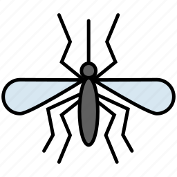 biter, fly, insect, insects, mosquito icon